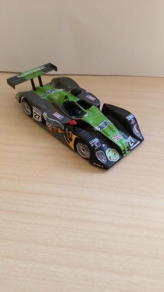 MG EX 257 Le Mans Hotwheels coche a escala 1:43