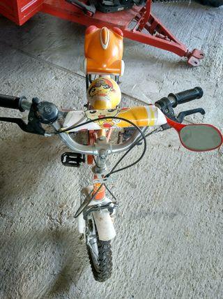 se regala bicicleta