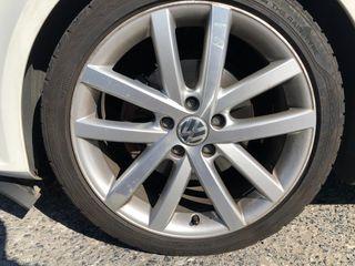 """Llantas Vancouver VW 18"""" 5x112"""