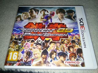 3ds Tekken 3D: Prime Edition