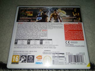 3ds Tekken 3D: Prime Edition