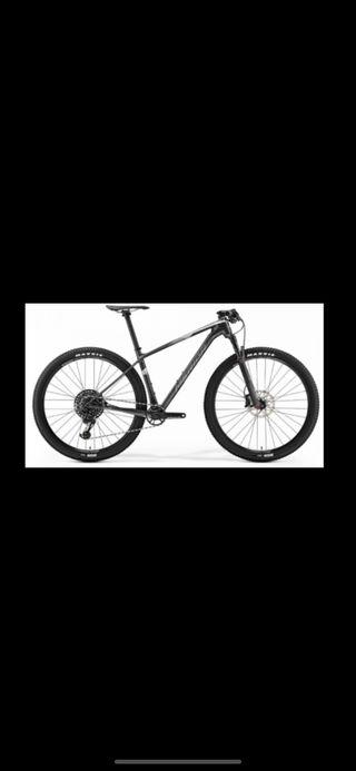 Bici Mérida big nine 6000