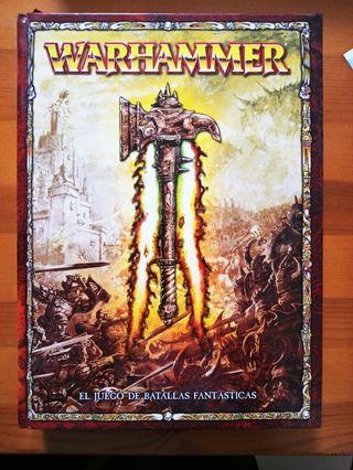 Libro Warhammer El juego de batallas fantásticas