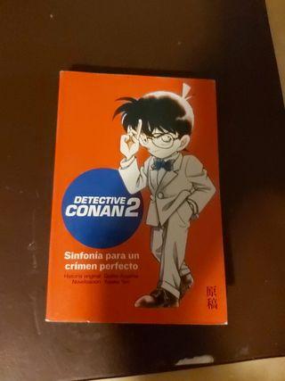 Novela Detective Conan