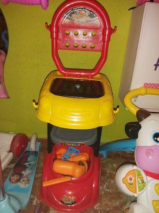 herramientas infantiles