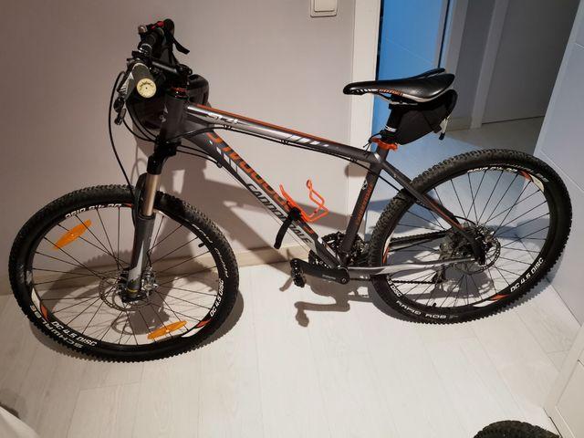 Bicicletas Montaña