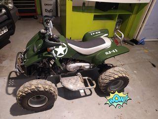 se vende quad 50cc