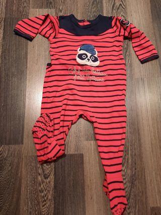 Pijama bebé 18 meses Sergent Mayor