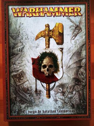 Warhammer el juego de batallas fantasticas