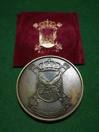 Medalla del LX Aniversario (1999) Regimiento de ar