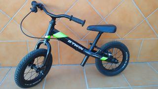Bicicleta sin pedales runride 900