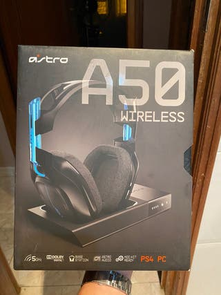 Auriculares Astro A50 Wireless