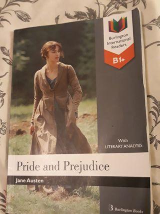 "Libro lectura Inglés ""Pride and Prejudice"""