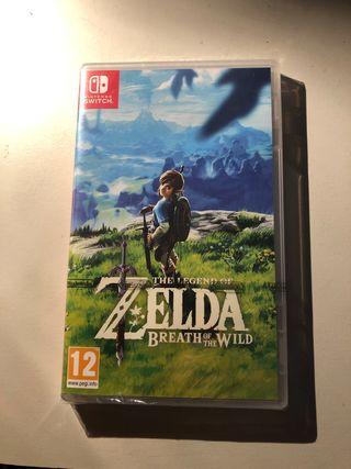 Zelda breath of the wild
