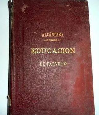 Manual teórico educación de párvulos