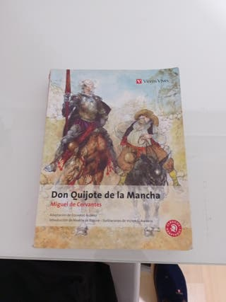 Don Quijote Vicens vivens