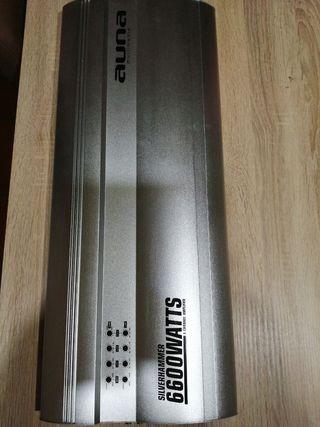 etapa amplificador aúna 6600