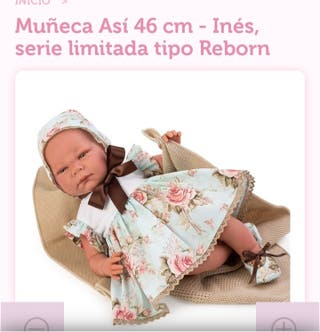 muñeca rebon nuevo