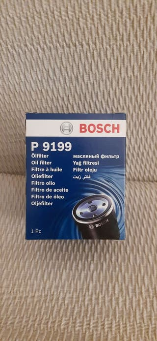 Filtro de aceite Bosch P9199