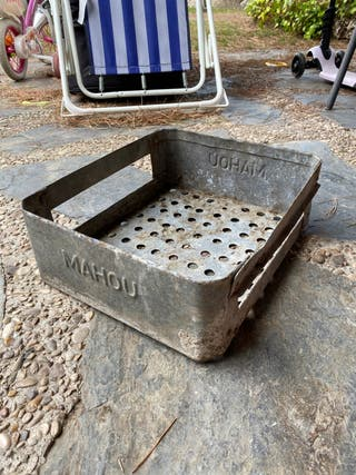 Caja de mahou histórica