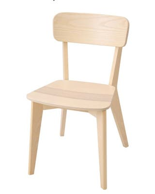 Sillas cocina o comedor de Madera de Ikea