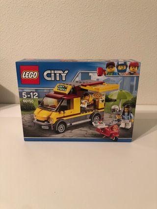 LEGO 60150 - City - Camion pizza