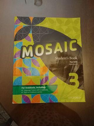 Libro ingles mosaic 3° ESO