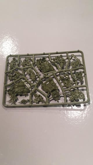 easy to build x3 death guard plague marines F6
