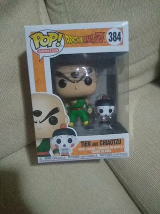 FUNKO POP TIEN AND CHIAOTZU (DRAGONBALL)