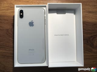 iPhone Xs Max Silver * CAMBIOS/ FACTURA *