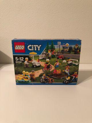 LEGO 60134 - City - Pack minifiguras parque