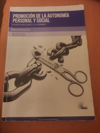 PROMOCIÓN DE LA AUTONOMÍA PERSONAL Y SOCIAL