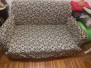 Sofa cama Ikea con arcon de almacenamiento