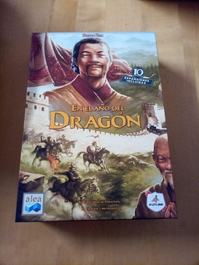 En el año del Dragon.