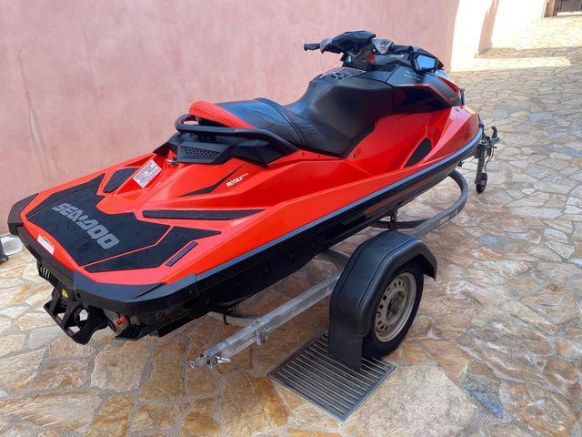 Seadoo rxp 300