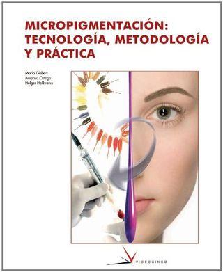 Libro micropigmentación grado superior