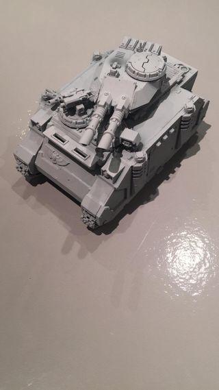 predator 2 warhammer 40k