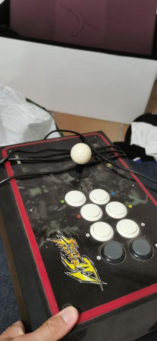 mando arcade street fighter xbox y pc