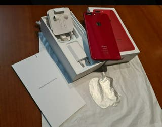 iPhone 8 Plus 64GB - *Red Edition* CAMBIOS