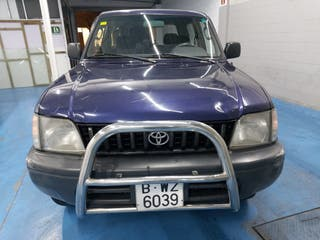 Toyota Land Cruiser 90 2000