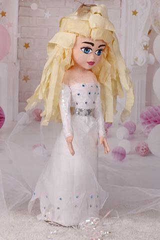Piñata Elsa Frozen 2