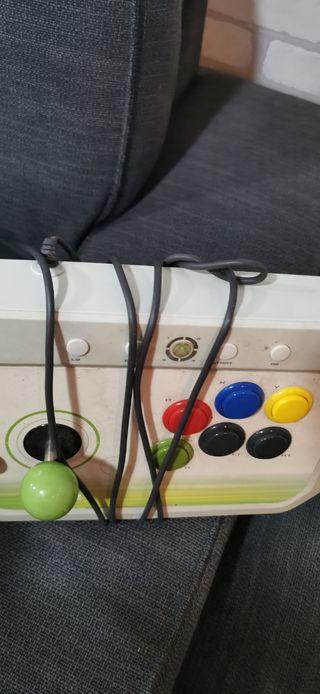 mando arcade xbox y pc