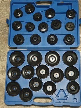 llaves filtros de aceite