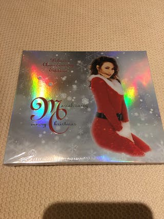 2CD Mariah Carey Merry Christmas Deluxe Edition