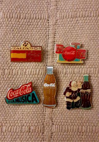 """PINS """" COCA COLA """""""