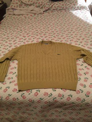 Jersey Lacoste algodón