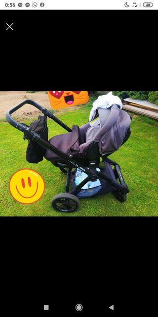 carrito bebe janet mum matrix 2