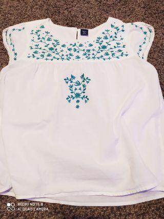 camiseta chica gap 13-16
