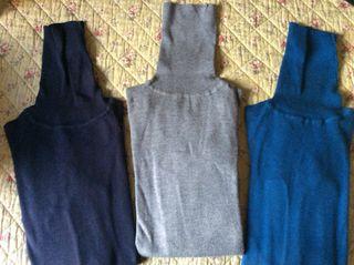 Jerseys y chaquetas