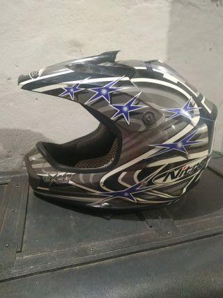 casco motocross Nitro